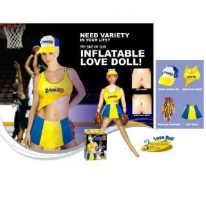 İnflatable Love Doll Şişme Manken