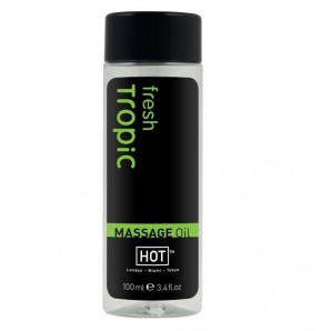 Hot Massage Oil Fresh Tropic
