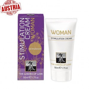 Woman Stimulation Cream