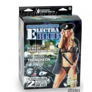 Electra Blue Şişme Kadın