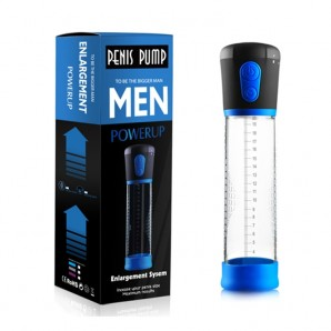 Men Powerup Pilli Penis Pompası