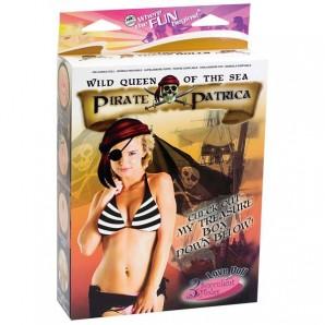 Pirate Patrica Şişme Manken