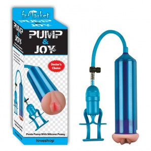 Pump And Joy Büyütücü Ereksiyon Pompası