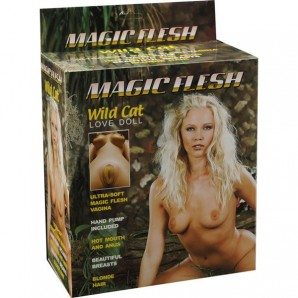 Magic Flesh Wild Cat Şişme Manken