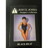 Black Heat Deri Body Suit