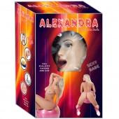 Alexandra Realistik Şişme Manken
