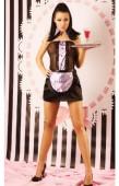 Lolitta Ready Garson Kız Kostümü